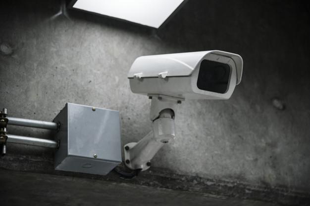 camara seguridad